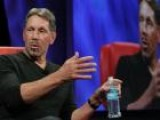 Oracle&#39 S Larry Ellison At The D10 Conference