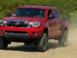 Off-Road In Style In The 2012 Toyota Tacoma Baja Edition