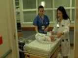 Oxygen Test To Detect Newborn Heart Problems