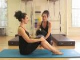 Pilates: Seated Ab Strengthening