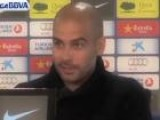 Pep Guardiola Talks About Messi And Cristiano Ronaldo