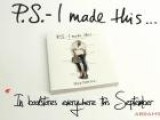 P.S. - I Made This Book Trailer