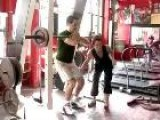 Professional Wrestling Work Out