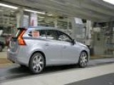 Producing The 2013 Volvo V60 Plug-in Hybrid Diesel
