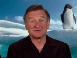 Robin Williams Is So Funny In Happy Feet Two