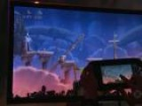 Rayman Legends - In The Clouds Gameplay - E3 2012