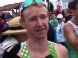 Richie Cunningham Interview After The Oceanside 70.3 2012