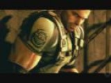 Resident Evil 5: Irving&#39 S Escape Cinematic - Gameplay