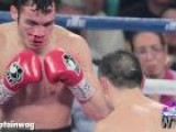 Rematch For Julio Cesar Chavez Jr. And Sergio Martinez?