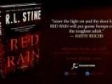 R.L. Stine' S RED RAIN Book Trailer