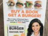 Rachael Ray Discusses Her Book Of Burger