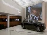Rolls Royce Footage At BMW Welt