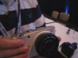 Samsung NX100 Hands-on Video At Photokina 2010