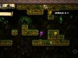 Spelunky Jungle Gameplay