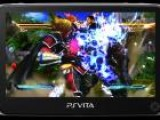 Street Fighter X Tekken Vita - Street Fighter Gameplay