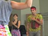 Singer Sufjan Stevens Talks About His New Dance Routine