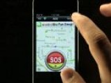 SOS My Location IPhone App Review