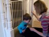 Teaching A Toddler Discipline
