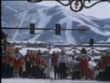 The Steamboat Winter Parade In Steamboat Springs, Colorado