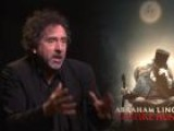 Tim Burton Talks About Producing Abraham Lincoln: Vampire Hunter