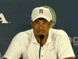 Tiger Woods Talks About Winning The PGA Championship And Competing In The Olympics