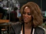 Tyra Banks On Her Own Body Image Issues