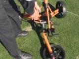 The CG 3.0 Golf Push Cart Review