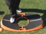The Orange Peel Golf Swing Trainer Review