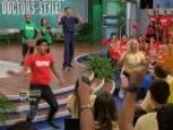 The Doctors&#39 Hunger Games Dance Off