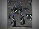 Transformers 2 Blu-Ray Clip