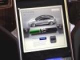 Tesla Model S Supercharger Station Demo