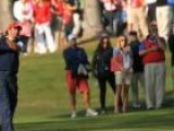 United States Leads Europe At Ryder Cup