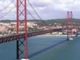 Visit The 25th Of April Bridge In Lisbon, Portugal
