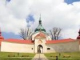 Visit The Church Of St. John Of Nepomuk In Zelena Hora, Czech Republic