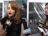 Video: Cute Couple Emma Stone And Andrew Garfield Step Out Together!