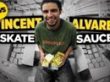 Vincent Alvarez Skate Sauce TWS Park Video