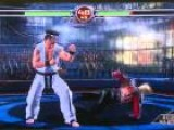 Virtua Fighter 5 Final Showdown - Akira Vs Jacky - E3 2012
