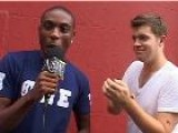 Vulture Rapping With Chiddy Bang