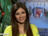 Victoria Justice: I&#39 Ve Been Working On My Album Since I Was 16