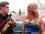 Wil Hahn And Miss Supercross Interview