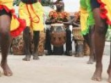 West African Drums And Dance