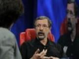 Walt Disney Animation Studio President Ed Catmull Session Highlights