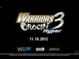 Warriors Orochi 3 Hyper - Rachel Gameplay