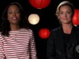 You&#39 Ve Got Aisha Tyler & Elisabeth Rohm