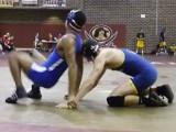Wrestling Back Flip