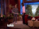 Michelle Obama V Ellen DeGeneres In Push-ups