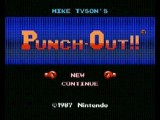Mike Tyson Punch Out NES Bicycle Training