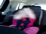 3 Year Old Girl Rocks Out To Carrie Underwood