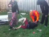 Backyard Wrestling FAIL