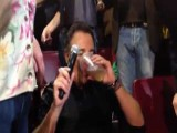Bruce Springsteen Chugs A Fan's Beer